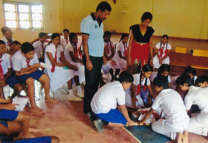 Childreden\'s Cooperative introduced in Mullaitivu